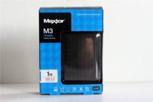 Hard Disk esterno Maxtor M3
