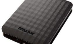 Hard disk Maxtor Ext 2.5″ 2TB USB 3.0 Nero € 94,34
