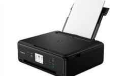 Multifunzione Canon TS5050 Eur Black € 94,86