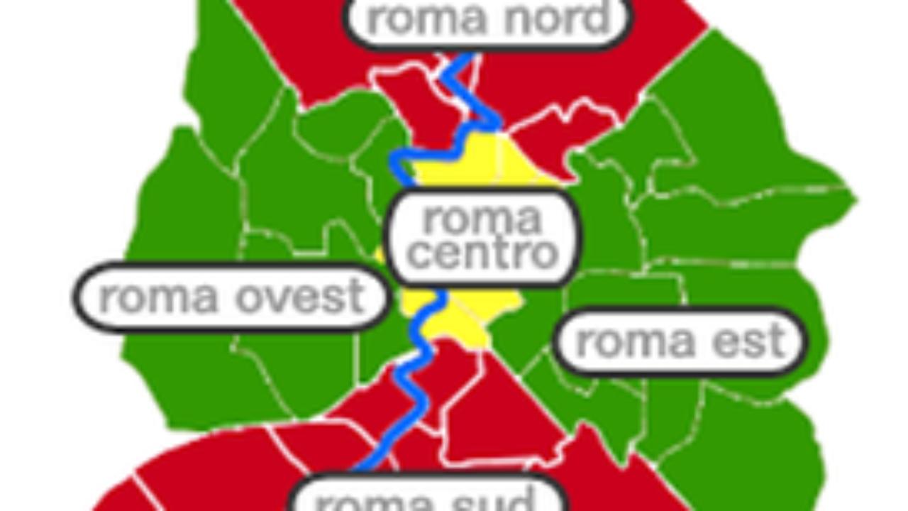 Cartina Roma Nord.Assistenza Computer Roma Nord Assistenza Tecnica Computer Roma