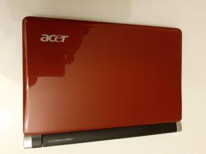 Netbook Acer Aspire One usato